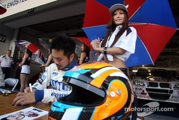 Charles Ng, BMW 320 TC, Liqui Moly Team Engstler 