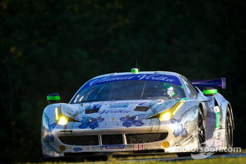 #01 Extreme Speed Motorsports Ferrari F458 Italia: Scott Sharp, Johannes van Overbeek, Toni Vilander