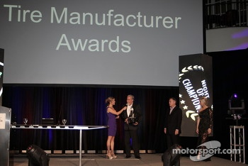 Tire Manufacturer award