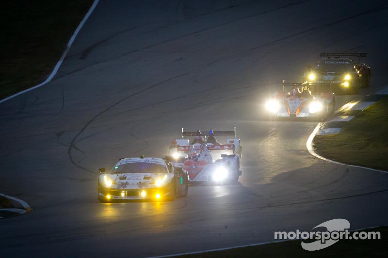 #02 Extreme Speed Motorsports Ferrari F458 Italia: Ed Brown, Guy Cosmo, Anthony Lazzaro