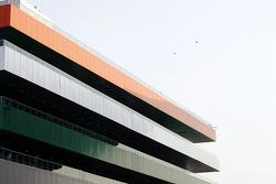 Paddock building