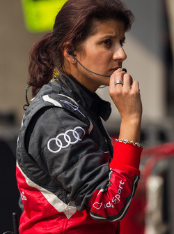 Audi engineer Leena Gade