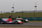 Trouble for the #12 Rebellion Racing Lola B12/60 Coup Toyota: Nicolas Prost, Neel Jani