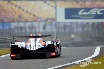#25 ADR-Delta Oreca 03 - Nissan: John Martin, Tor Graves, Mathias Beche