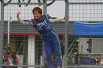 GT500 winner Kohei Hirate