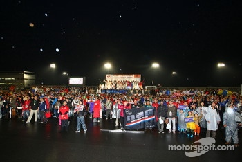 The 2012 Super GT series comes to a close