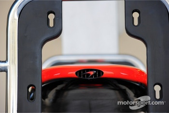 McLaren MP4/27 nosecone