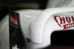 Sauber sidepod detail