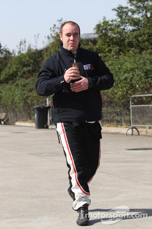 Tom Boardman, SEAT Leon WTCC,  Special Tuning Racing