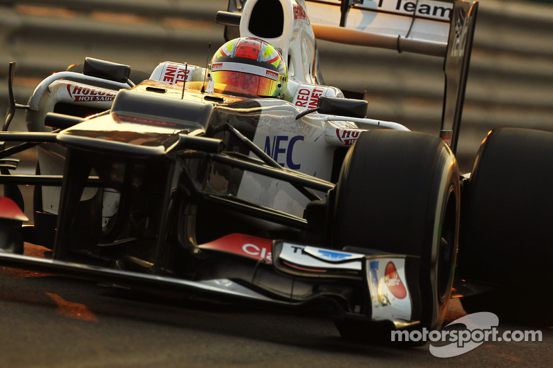 Robin Frijns, Sauber Test Driver