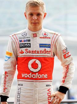 Kevin Magnussen, McLaren Test Driver