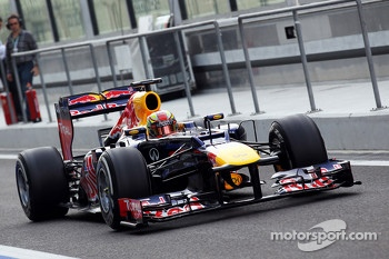 Robin Frijns, Red Bull Racing Test Driver