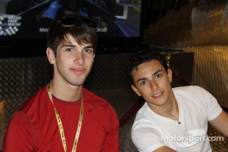 Felix Serralles and Pipo Derani