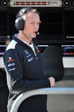 Sam Michael, McLaren Mercedes