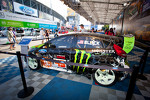 Ford Fiesta Gymkhana car of Ken Block