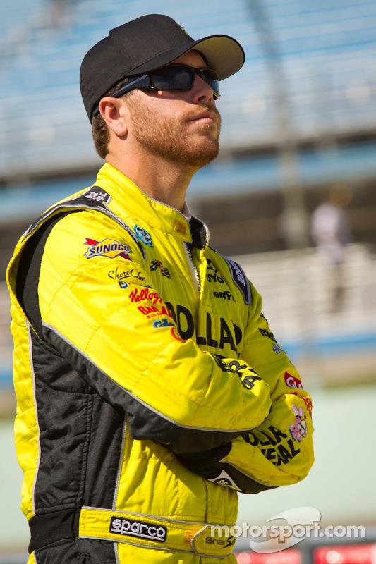 Brian Scott, Joe Gibbs Racing Toyota