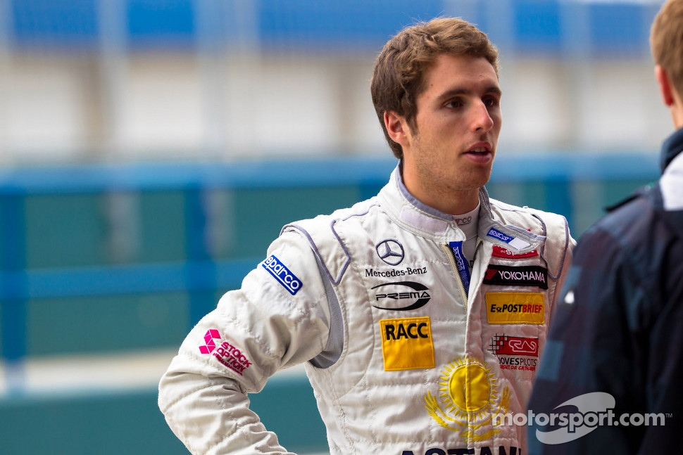 Daniel Juncadella, Rapax