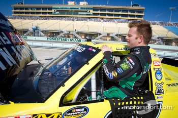 Jason Leffler, Hillmann Racing Chevrolet