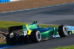 Alexander Rossi, Caterham Racing