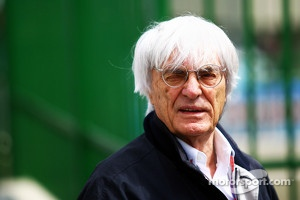 Bernie Ecclestone, CEO Formula One Group