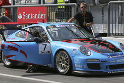 Philipp Eng, MRS GT Racing Porsche Supercup