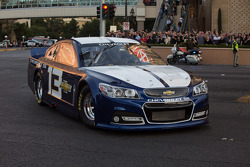 Brian Scott drives the 2013 Toyota Camry