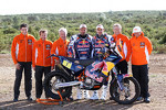 Red Bull KTM team