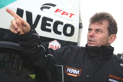 #500 Iveco: Gerard de Rooy, Tom Colsoul, Darek Rodewald