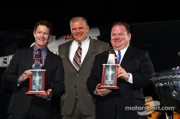 Scott Dixon and Chip Ganassi