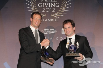 FIA World Endurance Championship - Alexander Wurz - Nicolas Lapierre