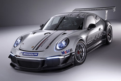 Porsche 911 GT3 Cup unveiling