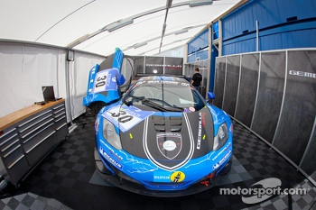 #30 Gemballa Racing McLaren MP4-12C GT3