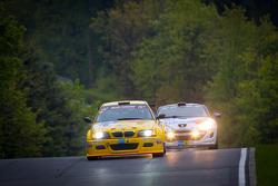 #105 MSC Rhön e.V. im AvD BMW M3: Pascal Bour, Nicolas Bereaud, Rene Wolff, Harald Rettich