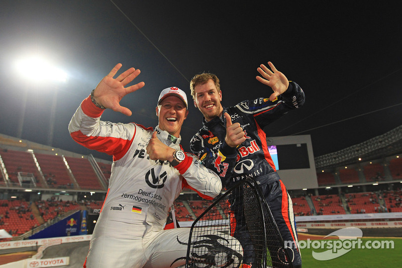 Familia de Schumacher publicó inédita entrevista realizada antes de su accidente