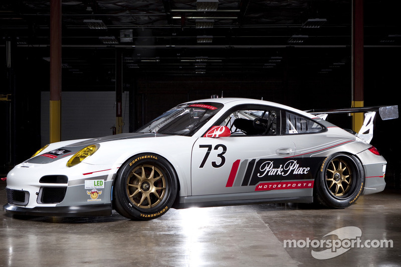 The Park Place Motorsports Porsche GT3