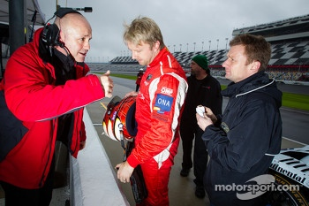 Ryan Dalziel and Allan McNish