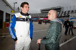 Oliver Gavin and Marino Franchitti