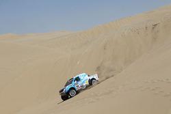 #306 Toyota: Lucio Alvarez, Bernardo Graue