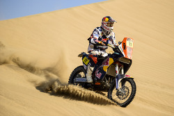 #11 KTM: Ruben Faria
