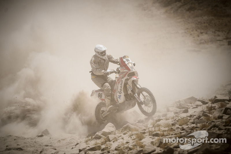 #96 KTM: Philippe Cottet