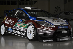 Qatar M-Sport World Rally Team launch