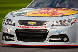 Tony Stewart, Stewart Haas Racing Chevrolet, front detail