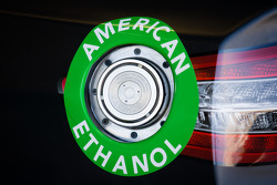 Car of Juan Pablo Montoya, Earnhardt Ganassi Racing Chevrolet, detail