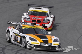 #126 Bonk Motorsport Chevrolet Corvette C6: Tobias Guttroff, Joachim Kisch, Gerd Beisel, Peter Bonk