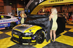 Official unveiling  of Rob Austin Racings Wix Racing Audi A4