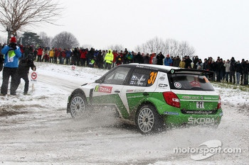 Essapekka Lappi and Janne Ferm, Skoda Fabia S2003