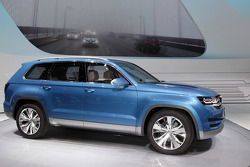 Volkswagen Cross Blue