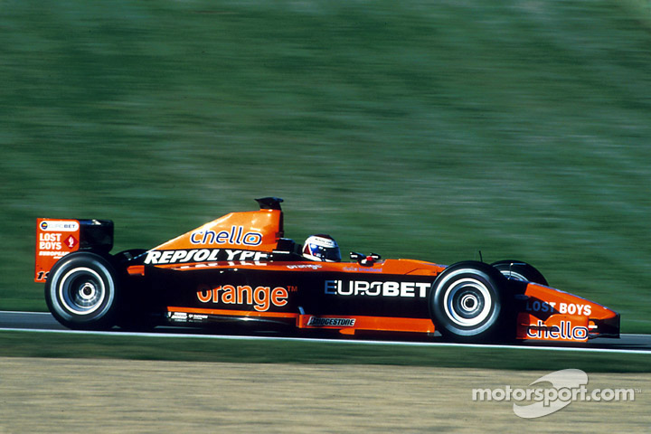 Jos Verstappen