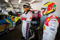 Frank Biela and Markus Winkelhock