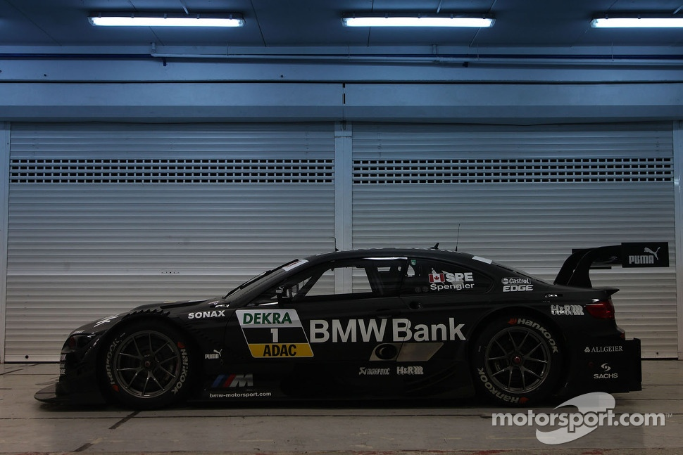 The BMW M3 DTM